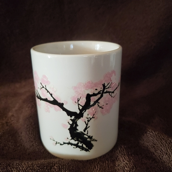 Color Changing Cherry Blossom Mug